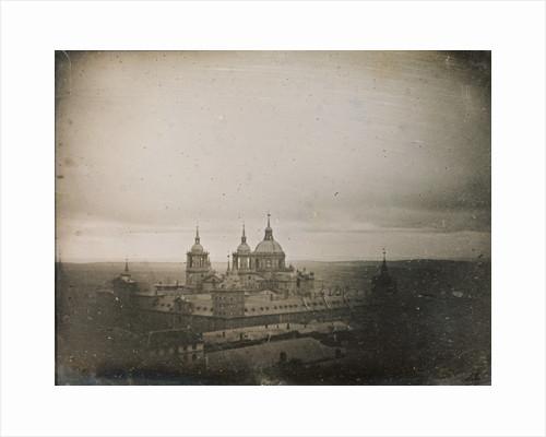 The Escorial, Spain by Théophile Gautier