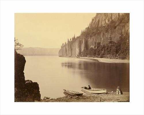 Cape Horn, Columbia River, Oregon by Carleton Watkins