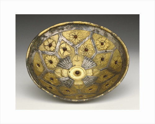 Net Pattern Bowl by Anonymous