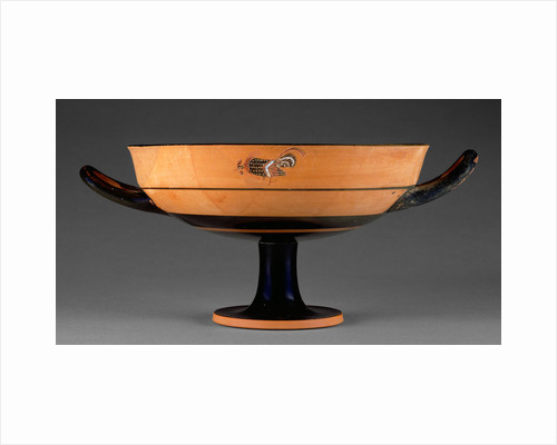 Attic Black-Figure Little Master Lip Cup by Tleson Painter