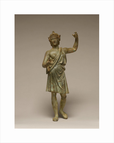 Statuette of Roma or Virtus by Anonymous