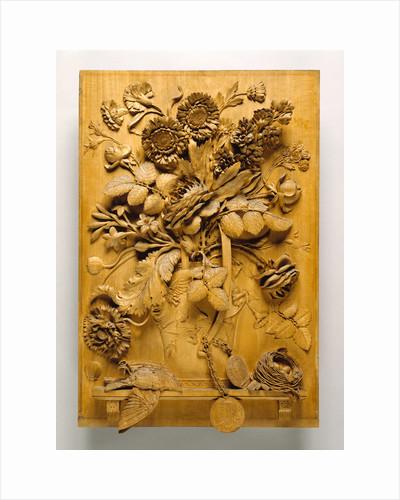 Carved Relief by Aubert-Henri-Joseph Parent