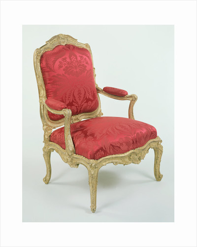 Two Armchairs (fauteuills à la reine) and Two Side Chairs (chaises à la reine) by Anonymous