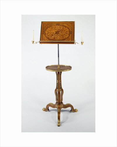 Music Stand (Pupitre) by Martin Carlin