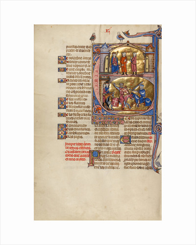 Initial E: An Equestrian Duel Between a Creditor and a Debtor by Anonymous