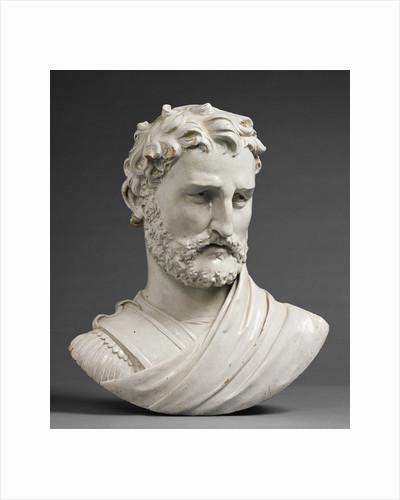 Bust of a Man by Girolamo della Robbia