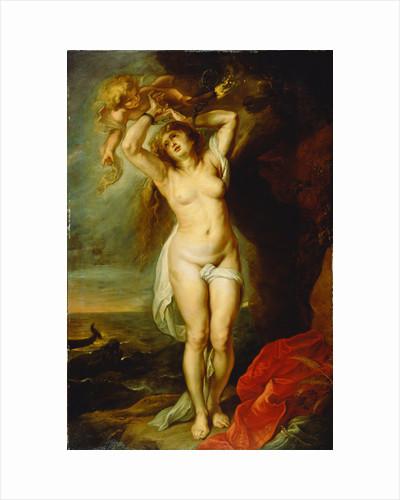Andromeda by Workshop of Peter Paul Rubens