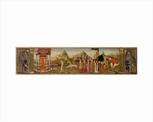 Triumph of Chastity by Francesco di Giorgio Martini