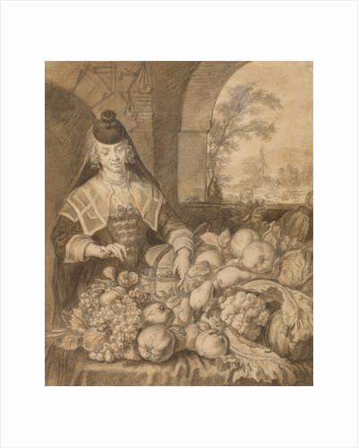 Personification of September by Joachim von Sandrart