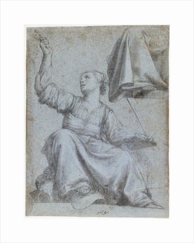 Papal Authority by Carlo Saraceni