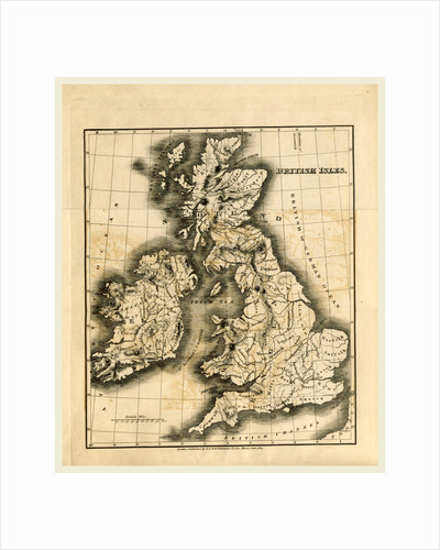 A Topographical Dictionary of the United Kingdom, British Isles by Anonymous