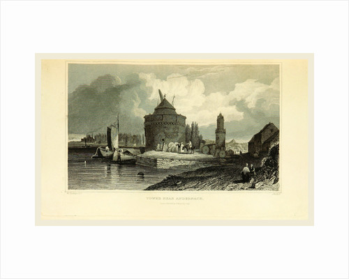 Andernach, Germany, Tombleson's Views of the Rhine, Tombleson's Views of the Rhine by Anonymous