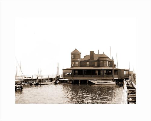 Atlantic Yacht Club House, Bay Ridge, Atlantic Yacht Club by Anonymous