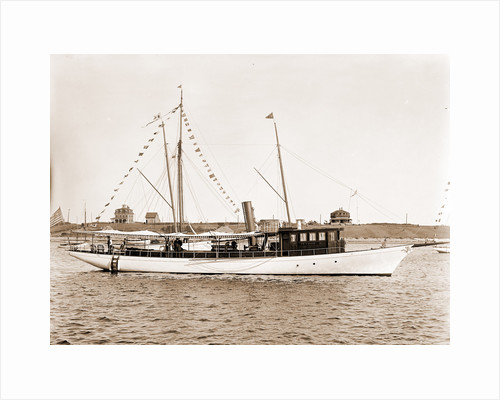 Sea Bird (Steam yacht), 1892 by Anonymous