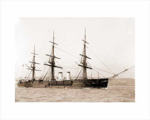 General Admiral, Russian ship, General Admiral (Ship), 1890 by Anonymous