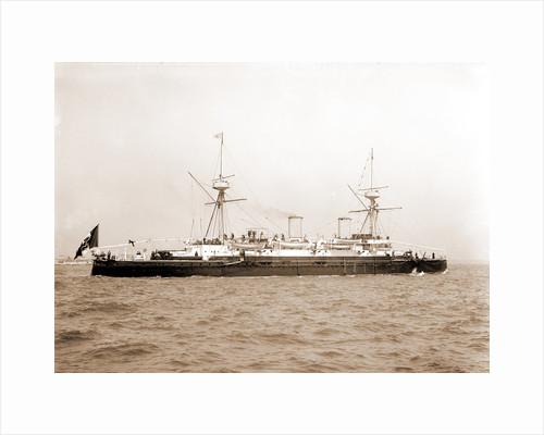 Italian cruiser Etna, Etna (Cruiser), 1890 by Anonymous