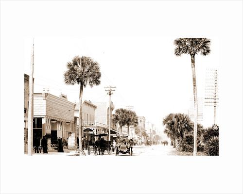 Beach Street, Daytona by Anonymous