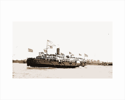 City of Erie steamer, City of Erie (Steamboat) by Anonymous