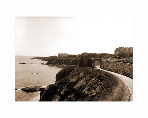 Cliff Walk, Newport by Anonymous