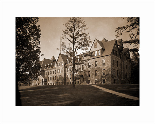 Lincoln Hall, Cornell University by Anonymous