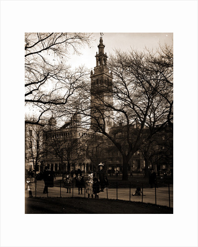 Madison Square, New York by Anonymous