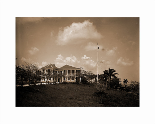 Governor's residence, Nassau by Anonymous