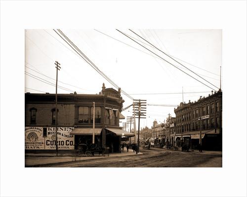 El Paso Street, El Paso by Anonymous