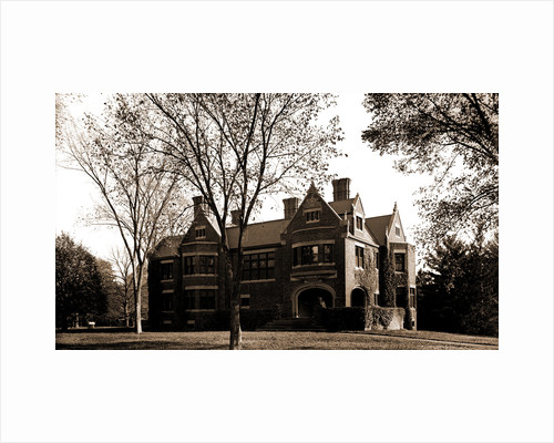 President's residence, Vassar College by Anonymous