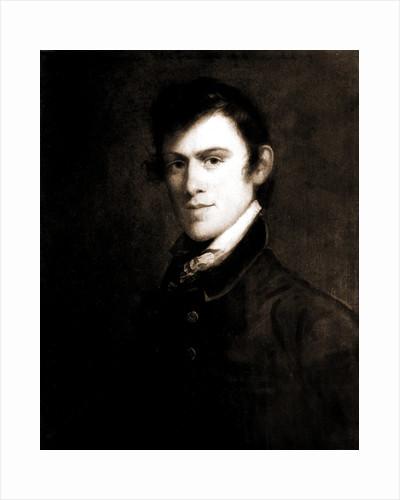 John Grimes, head-and-shoulders portrait, 1812 by Matthew Harris Jouett