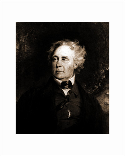 Richard M. Johnson by John Neagle
