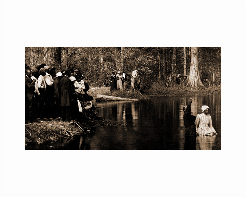 A Southern baptism by Anonymous