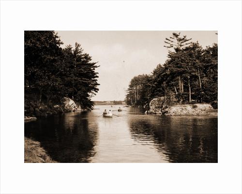 Picnic Rocks, Kennebunk River by Anonymous