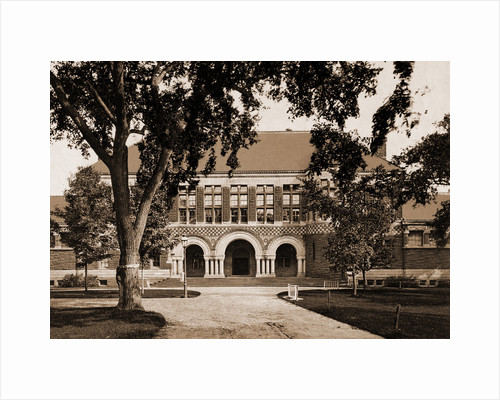 The Law School, Harvard University by Anonymous