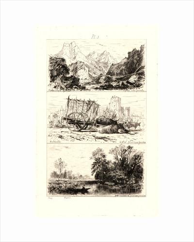 Treatise on Etching (Traité de la Gravure à l'Eau-forte), 1866 by Maxime Lalanne