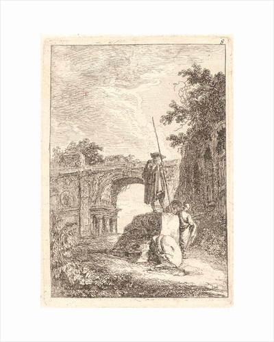 Triumphal Arch, 1763-1764 by Hubert Robert