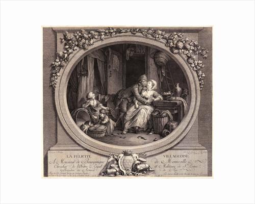 Village Pleasure (La Félicité Villageoise), ca. 1770-1780 by Jean-Louis Delignon