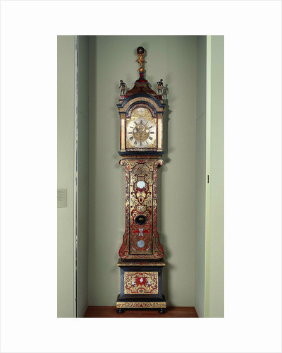 Longcase clock, Anonymous by Andries Vermeulen