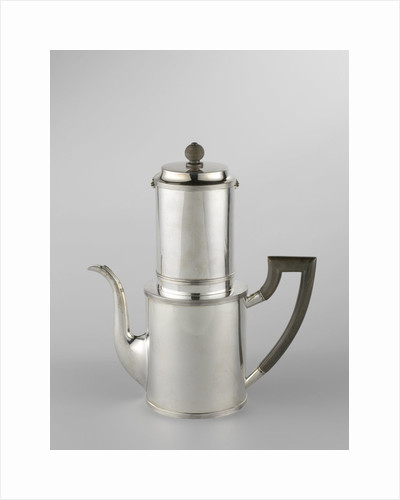 Drip filter coffee pot, Fa. Diemont by Jacobus Carrenhoff