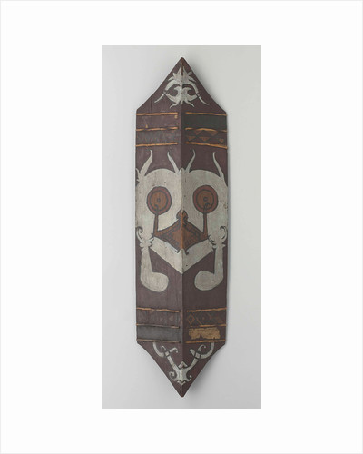 Shield of Aceh Atjeh or Acheh by Anonymous