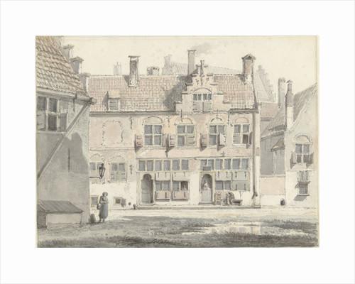 Houses in Amersfoort The Netherlands by Johannes Jelgerhuis