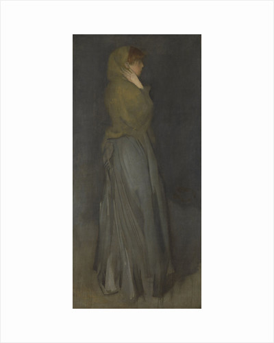 Arrangement in Yellow and Gray by James Abbott McNeill Whistler