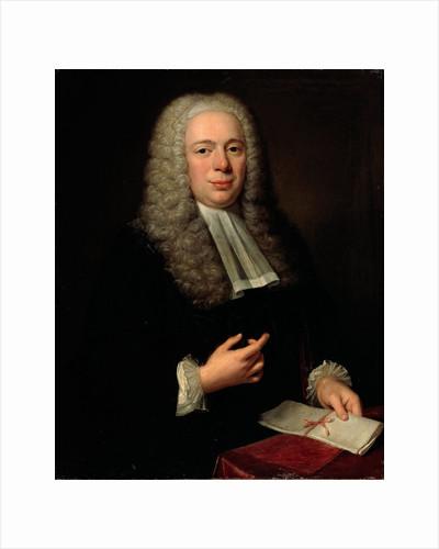 Portrait of Willem Sautijn, Alderman of Amsterdam by Jean Fournier