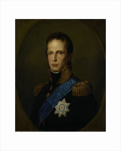 William I, Sovereign Prince of the United Netherlands, later King of the Netherlands by Anonymous