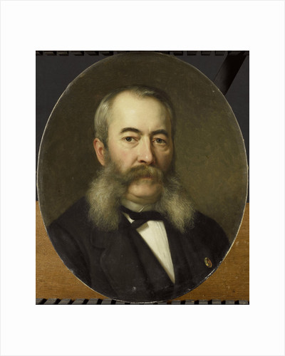 Herman Frederik ten Kate, painter by Johan Heinrich Neuman