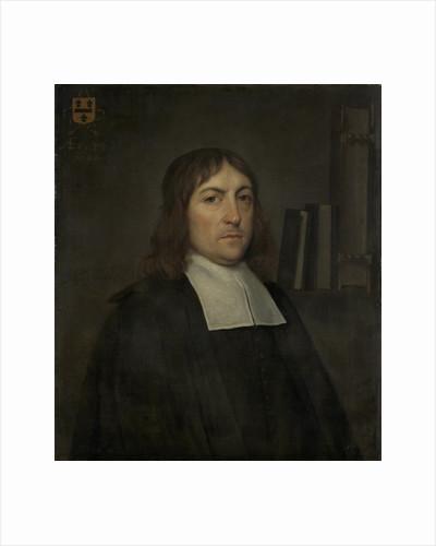 Portrait of Barend Hakvoort by Hendrick ten Oever