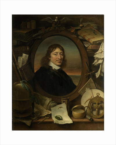 Portrait of Gerard Pietersz Hulft, First Councilor and Governor-General of the Dutch East India Company by Govert Flinck
