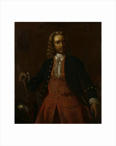 Portrait of Jacob Mossel, Governor-General of the Dutch East India Company by Anonymous