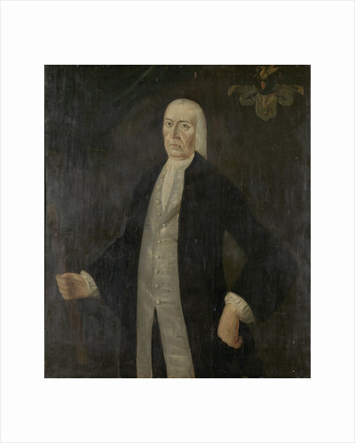 Portrait of Jeremias van Riemsdijk, Governor-General of the Dutch East India Company by Franciscus Josephus Fricot