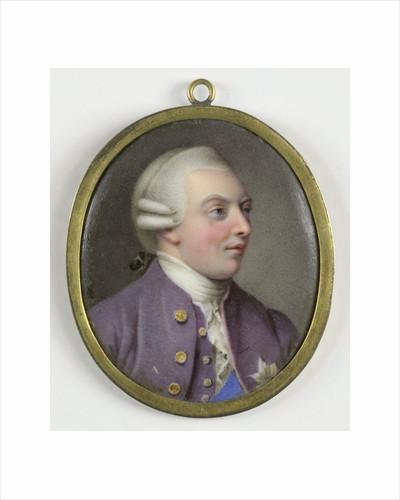 George III, 1738-1820, King of England by Johann Heinrich von Hurter