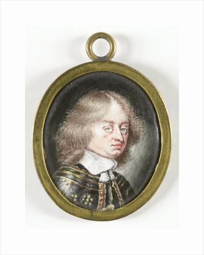 Portrait of a man, perhaps Louis II of Bourbon, 1621-86, prince of Condé by Anonymous